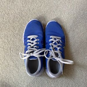 Periwinkle Blue 5 Youth Nike Running Shoes